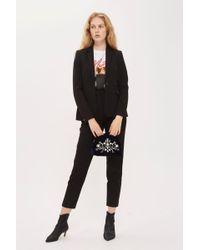 TOPSHOP - Petite Suit Trousers - Lyst
