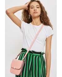 TOPSHOP - Ottie Cross Body Bag - Lyst