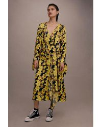 TOPSHOP - buttercup Wrap Dress By Boutique - Lyst