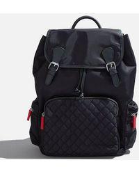 Skinnydip London - mia Black Backpack By Skinnydip - Lyst