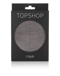 TOPSHOP - Micro Fishnet Tights - Lyst