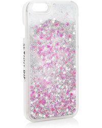 Skinnydip London - Pink Confetti Iphone - Lyst