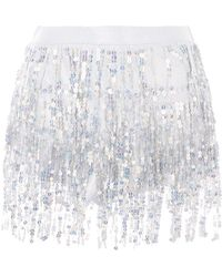 Jaded London - Festival Sequin Shorts By - Lyst
