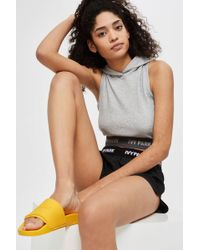 Ivy Park - Crossover Back Crop Top By - Lyst