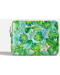 """TOPSHOP - Dominica Laptop Case - 12"""" By Skinnydip - Lyst"""