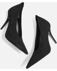 TOPSHOP - Gizzelle Court Shoes - Lyst