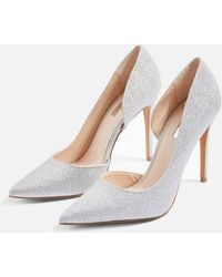 TOPSHOP - Gallery Court Shoes - Lyst