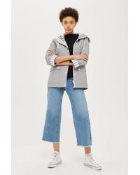 TOPSHOP - Tall Maisie Mac Jacket - Lyst