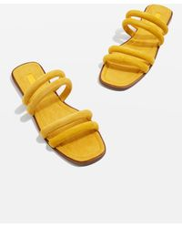 TOPSHOP - Fever Strappy Sandals - Lyst