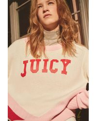Juicy Couture - Knitted Jumper By Juicy By - Lyst