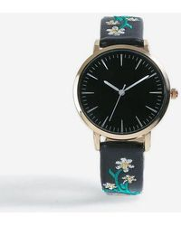 TOPSHOP - embroidered Watch - Lyst