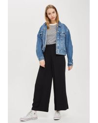 SELECTED - Wide Leg Trousers By - Lyst