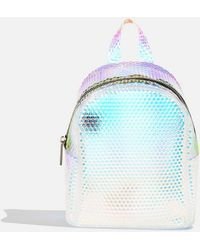 TOPSHOP - Billie Holo Backpack By Skinnydip - Lyst