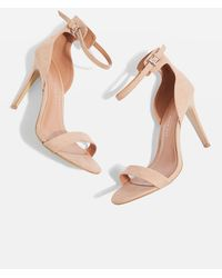 TOPSHOP - Wide Fit Marcelle Sandals - Lyst
