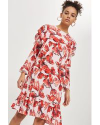Y.A.S | Floral Skater Dress By | Lyst
