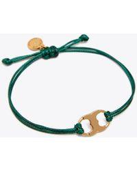 Tory Burch - Embrace Ambition Bracelet - Large | 435 | Bracelets - Lyst