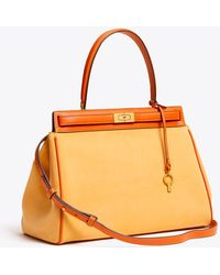 Tory Burch - Lee Radziwill Large Bag - Lyst