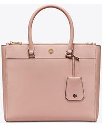Tory Burch - Robinson Double-zip Tote - Lyst