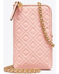 Tory Burch - Fleming Phone Cross-body - Lyst