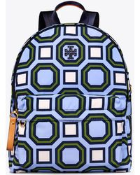 Tory Burch - Nylon Backpack - Lyst