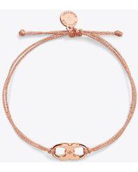 Tory Burch - Embrace Ambition Bracelet - Lyst