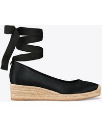 Tory Burch - Heather Wedge Espadrille - Lyst