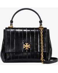 Tory Burch - Kira Eel Top-handle Satchel - Lyst