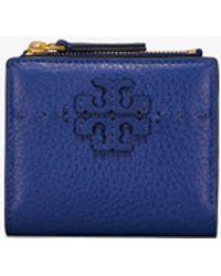 Tory Burch - Mcgraw Mini Foldable Wallet - Lyst