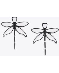Tory Burch - Articulated Dragonfly Earring - Lyst