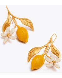 Tory Burch - Lemon Drop Earring - Lyst
