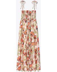 934d0b355d6f2 Tory Burch Carine Dress - Lyst
