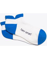Tory Sport - Tory Burch Performance Compression Color-block Socks - Lyst