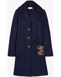 Tory Burch - Joan Coat - Lyst