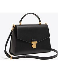 Tory Burch - Juliette Top-handle Satchel - Lyst