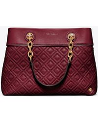 Tory Burch - Fleming Small Tote - Lyst