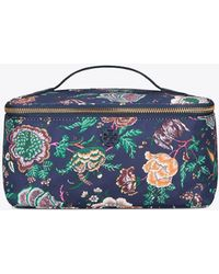 Tory Burch - Tilda Printed Nylon Train Case - Lyst