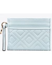 Tory Burch - Fleming Slim Card Case - Lyst