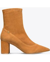 Tory Burch - Penelope Stretch Bootie - Lyst