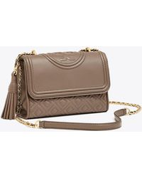 807a3348c8fc6 Tory Burch - Fleming Small Convertible Shoulder Bag