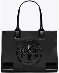 Tory Burch - Ella Mini Nylon Tote - Lyst