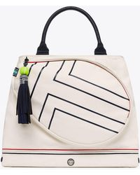 Tory Sport - Tory Burch Canvas Tennis Tote - Lyst