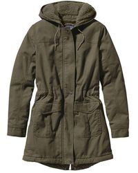 Patagonia | Insulated Prairie Dawn Parka | Lyst
