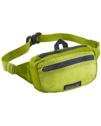 Patagonia - Lightweight Travel Mini Hip Pack 1l - Lyst