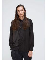 Issey Miyake - Configuation Shirt - Lyst