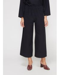 Black Crane - Wide Pant - Lyst