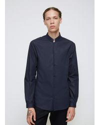 Éditions MR - Officer Collar Shirt - Lyst
