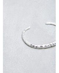 All_blues - Fat Snake Bracelet - Lyst