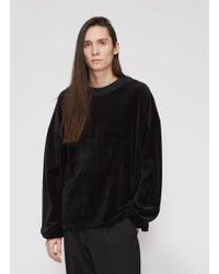 Sasquatchfabrix - Kit Corduroy Big Ls Shirt - Lyst