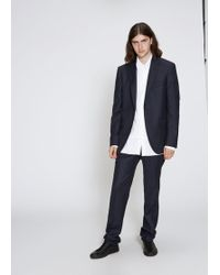 Lanvin - Cashmere Blend 2-button Suit - Lyst