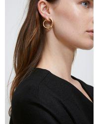 Charlotte Chesnais - Monie Large Earrings - Lyst